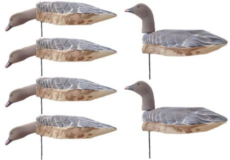 WINDSOCK Goose Decoys PINK FOOTED Geese PINKS Shooting Geese Decoying Robust New